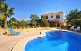 Villa Ol Arca - Belle villa située à Moraira à seulement 900 mètres d'une première crique et des ...