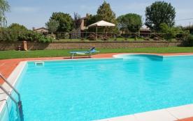 Appartement pour 2 personnes à San Casciano dei Bagni