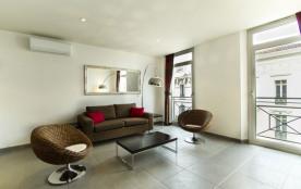 squarebreak, Appartement deux-pièces près du Palais des Festiv