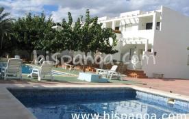 location appartements pour 6 pers à Benicarlo proche mer et clim  escu4/6c