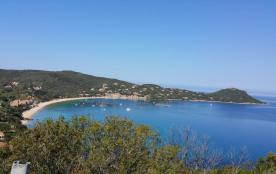 plage et Tour de Campomoro