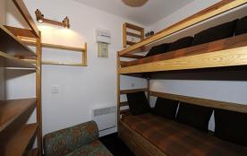 Studio cabine 4 personnes (411)