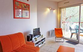 Appartement pour 1 personnes à Saint Aygulf