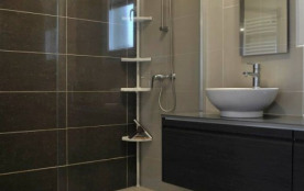Etage Salle de bains douche à l'italienne
