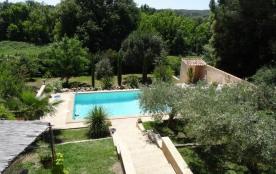 Villa à CASTILLON DU GARD