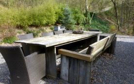 gezellige en zeer comfortabele  villa met sauna.