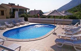 Appartement pour 1 personnes à Orebić