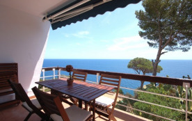BIG HOUSE WITH PANORAMIC VIEWS in CALA SALIONS