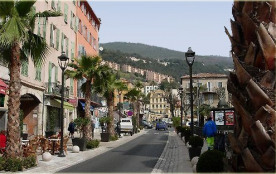 Grasse centre ville