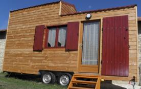 Tiny-House à louer . Provence Roulottes