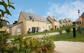 Résidence Domaine de l'Emeraude - Maisonnette 4 pièces 8 pers.