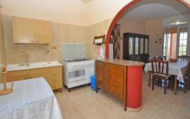 Maison pour 4 personnes à Gallipoli