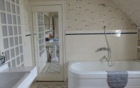Salle de bain 2ème étage