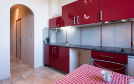 Appartement studio cabine - 22 m² environ - jusqu'à 4 personnes.
