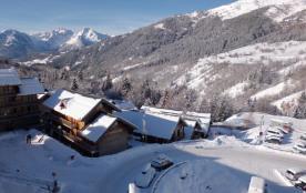 Vue du balcon côté vallée