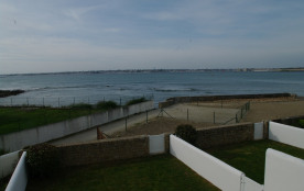 villas au bord de la mer