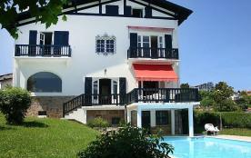 Maison pour 10 personnes à Saint-Jean-de-Luz