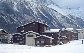 Appartement pour 1 personnes à Chamonix