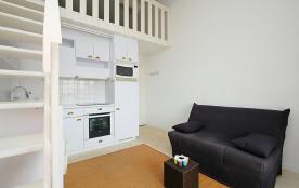 Appartement pour 2 personnes à Capbreton