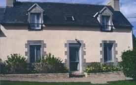 Maison traditionnelle bretonne à 5km de la baie d'Audierne plages de sable fin
