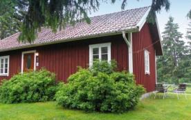 Maison pour 3 personnes à Åsarp