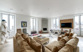 squarebreak, Luxury apartment with view of Mont Blanc
