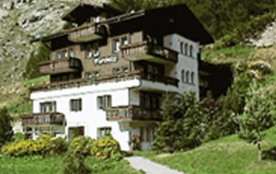 Appartement pour 2 personnes à Saas-Almagell