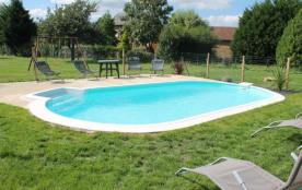 Maison individuelle 4/6 pers  avec piscine privée