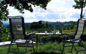 Camping Panorama del Chianti, 45 emplacements