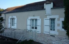 Gîtes de France - Maison indépendante située dans le village.