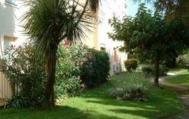 Appartement 2 pièces de 30 m² environ pour 4 personnes situé à 300 m de la plage, la résidence sé...