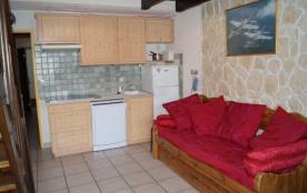Appartement 2 pièces en duplex de 50 m² résidence le Meijotel.