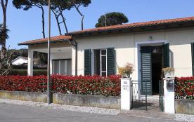 Maison pour 4 personnes à Marina Pietrasanta