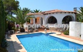 Villa de vacances de 80m², pour accueillir