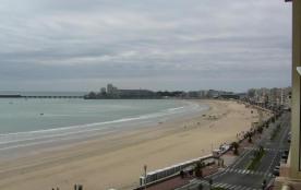 Face à la grande plage des SABLES D'OLONNE, agréable STUDIO pour 2/3 pers. :