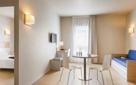 Adagio access Aparthotel Dijon République - Appartement Studio 2 personnes