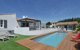 Villa avec piscine 10 personnes