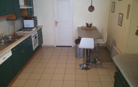 cuisine gîte n°2 (10 personnes)