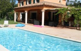 Charmante villa à louer en Provence verte à Rocbaron