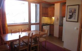 Appartement 2 pièces coin montagne 6 personnes (203)
