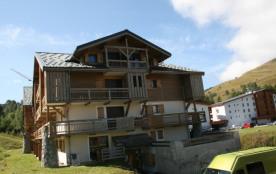 location appartement aux deux alpes au pieds des pistes - Les Deux Alpes