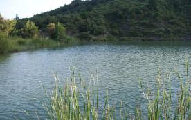 Le lac de Taurize à 10 minutes, pour la pêche, le pique nique et la baignade