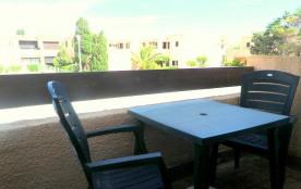 Port-Leucate (11) - Quartier naturiste - Aphrodite village. Studio - 15 m² environ - jusqu'à 2 pe...