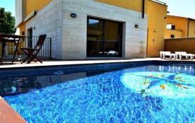 Bon Relax 1 casa nueva con piscina