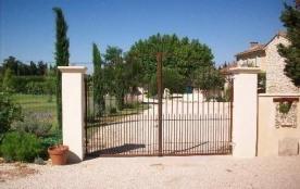 Mas provençal de caractère de 90m2 à Pernes-Les-Fontaines (proche ventoux)