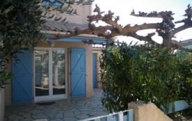 Pavillon - Les Jardins d'Ulysse - Narbonne Plage.