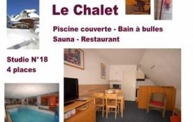 FR-1-260-12 - LE CHALET - Piscine