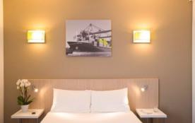 Adagio access Aparthotel Le Havre les Docks - Appartement Studio 2 personnes