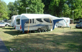 Camping Le Rochat-Belle-Isle - Mobilhome Trio 3 chambres avec terrasse