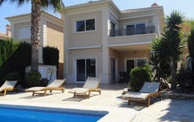 Tres belle villa ,avec vue splendide sur le vieux Calpe
